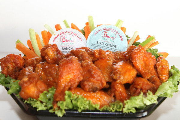 D'bos Wings n More, Memphis Restaurants