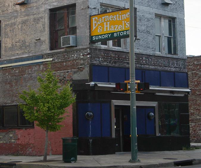 Ernestine & Hazel's, Memphis