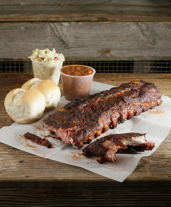 Barbecue Pork Ribs, Memphis Restaurants