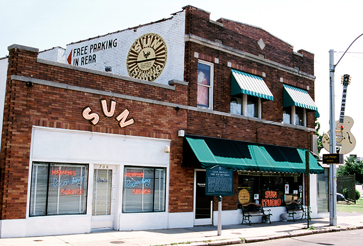 Sun Studio Rock n' Roll