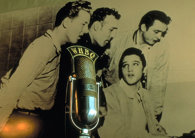 SUN Studio Million Dollar Quartet