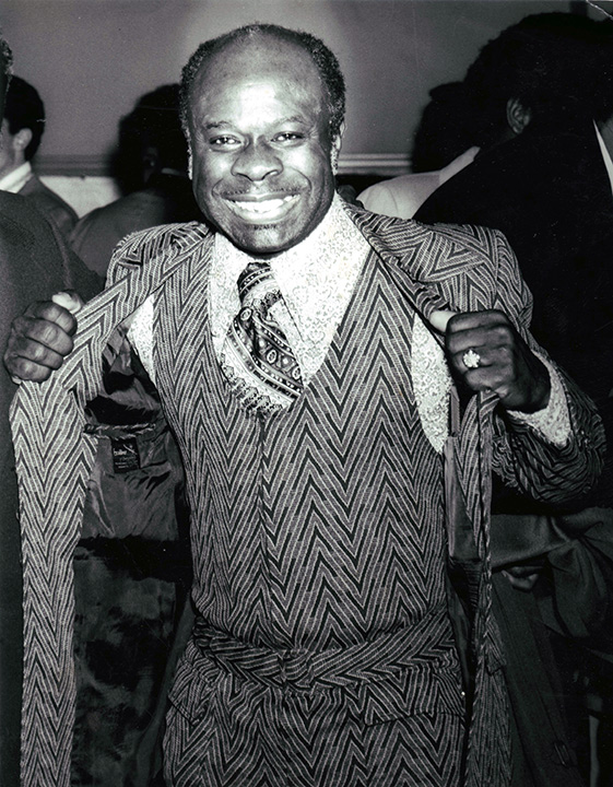 Rufus Thomas in Memphis