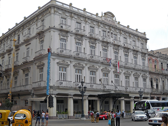 Hotel Inglaterra, Havana Hotels