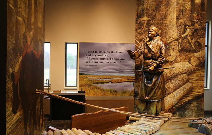 Harriet Tubman Gallery