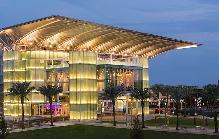 Phillips Center for the Performing Arts, Orlando, Orlando Arts