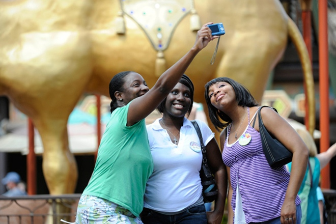 Picture yourself at Walt Disney World