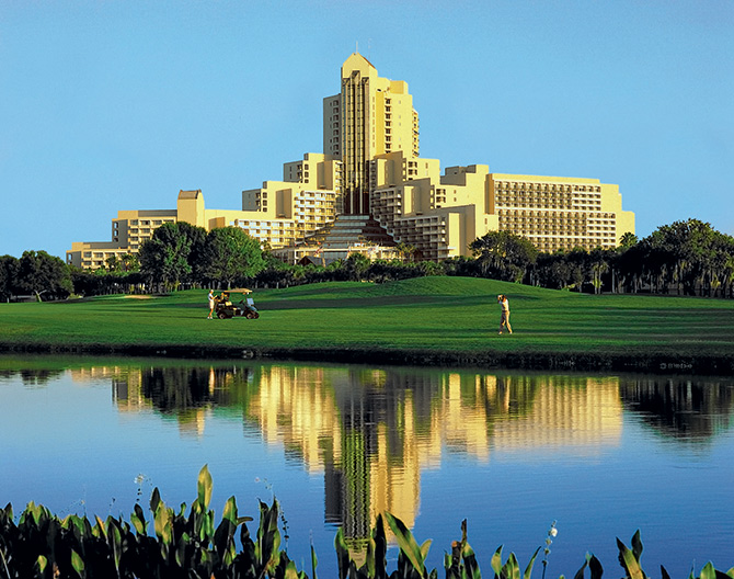 Marriott World Center, Orlando Hotels
