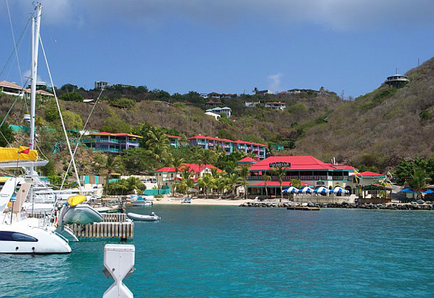 Tortola portside, Black Boaters Summit