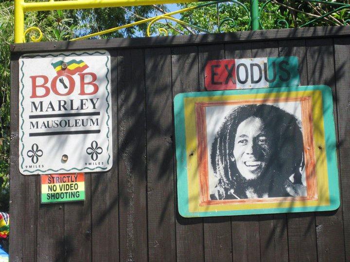 Bob Marley Mausoleum, Jamaica Reggae Ride