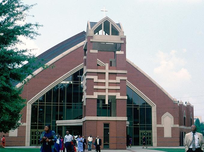 New Ebenezer Baptist Church, Atlanta Churches