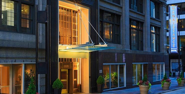Renaissance Cincinnati Hotel, Cincinnati Hotels