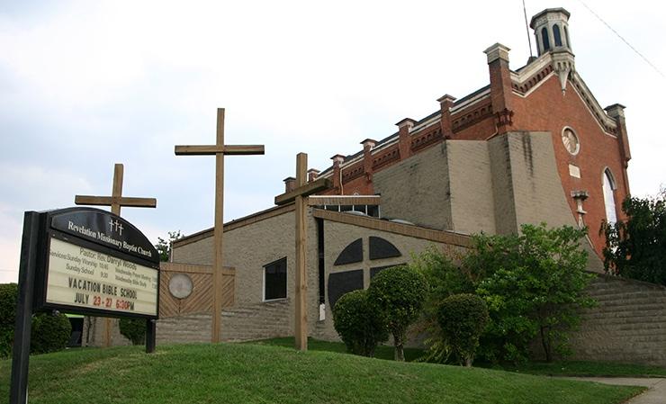 Revelation Missionary Baptist Church, Cincinnati