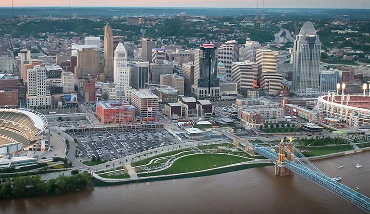 The Banks, Cincinnati