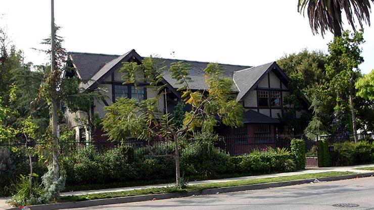 Marvin Gaye residence