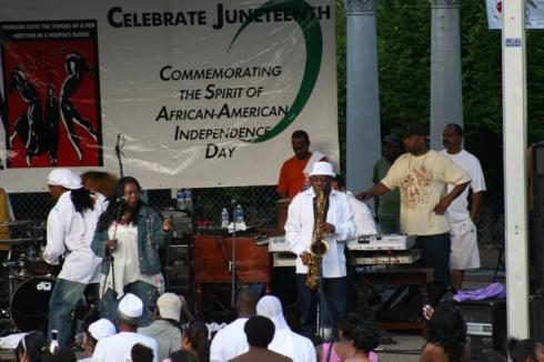 Ohio Emancipation Celebration
