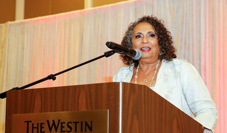 Women Of Color Cathy Hughes