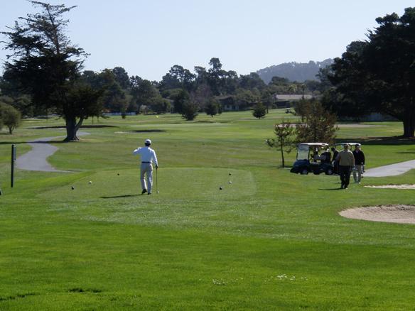 Monterey Hyatt Regency Golf Course