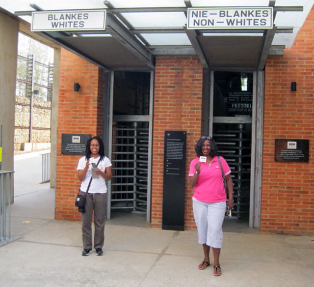 South Africa Apartheid Museum