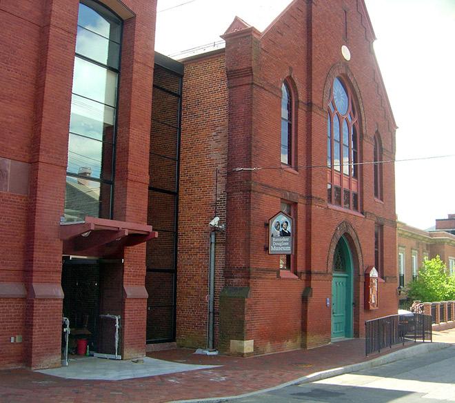 Banneker Douglass Museum, Annapolis Cultural Sites