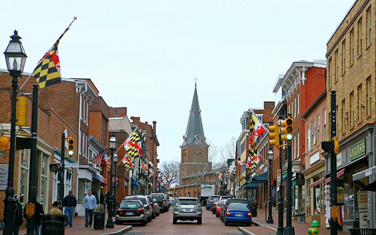 Main Street, Annapolis Photos