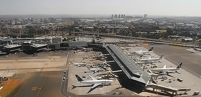 OR Tambo Johannesburg Airport