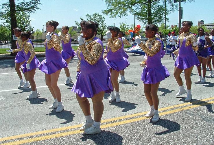 Annie Malone Parade, St. Louis Events
