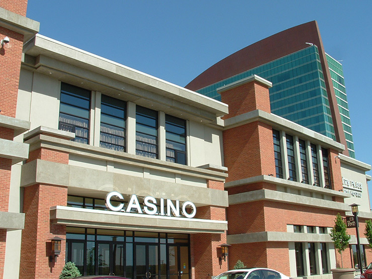 Lumiere Place Casino, St. Louis Hotels