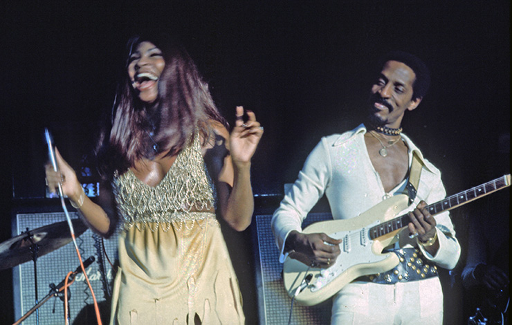 Ike n Tina Turner, St. Louis Gives Birth To R&B