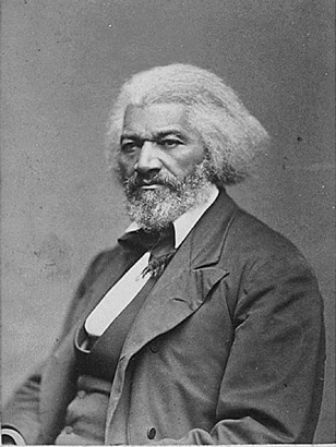 Frederick Douglass, older