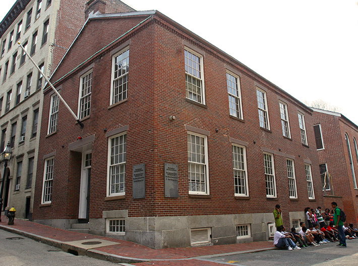 Boston Museum of Afro-American History