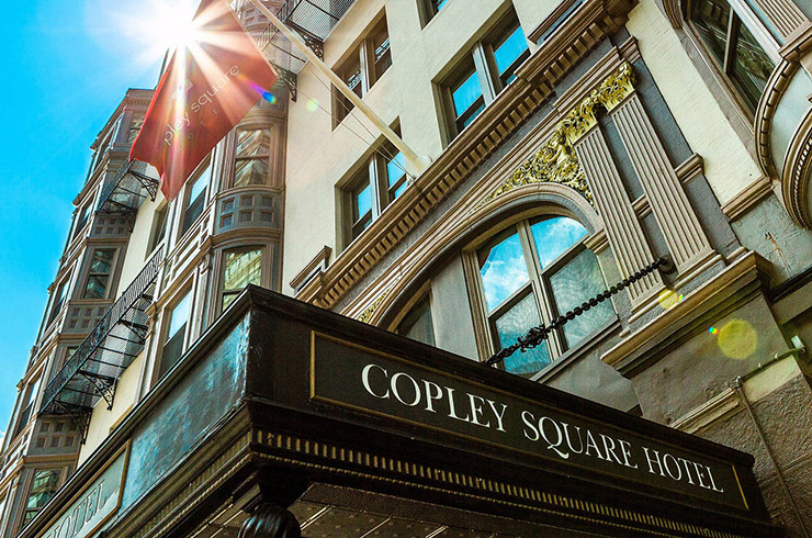 Copley Square Hotel, Boston Hotels