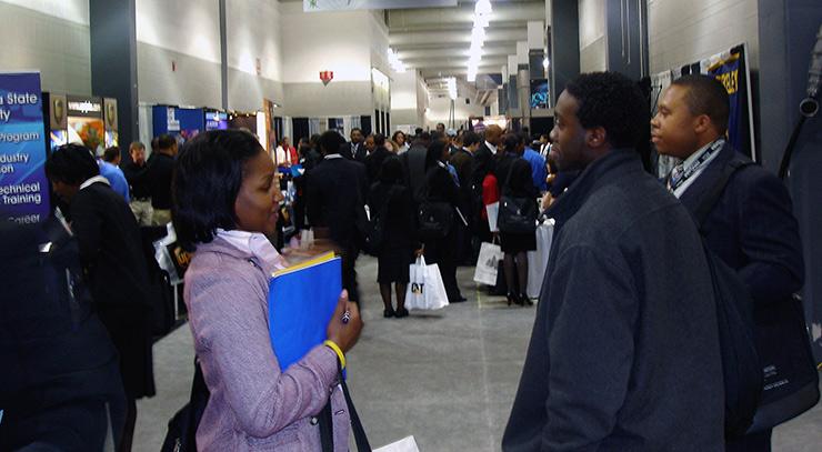 Black professionals, Boston Events