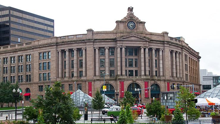 South Station, Boston Transportation