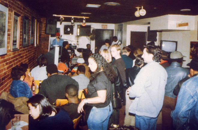 Wally's crowd, Boston Restaurants & Nightclubs