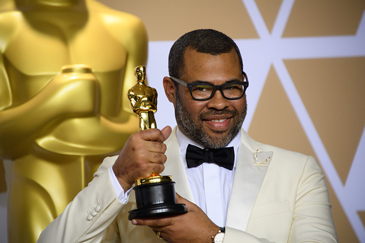 Jordan Peele, Best Screenplay Oscar