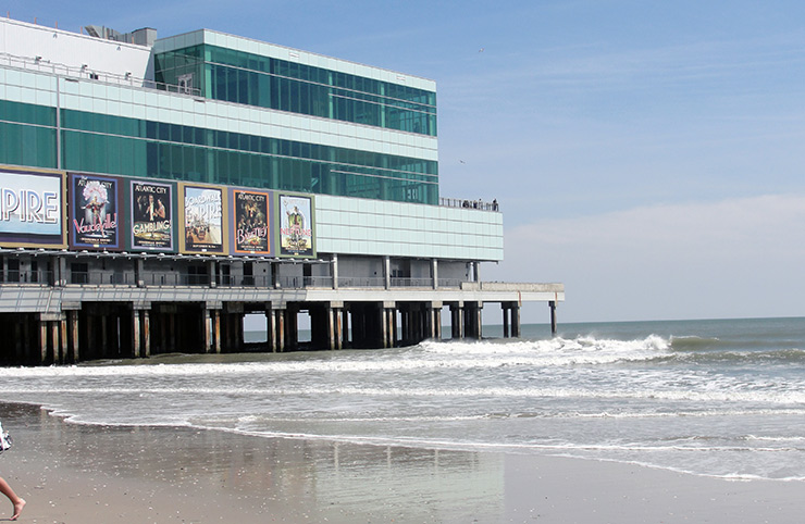 Steel Pier, Atlantic City
