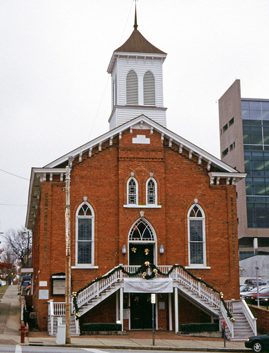 Dexter Avenue Baptist Church, Montgomery