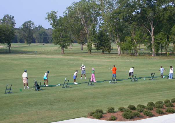 Golf lessons, Montgomery Attractions