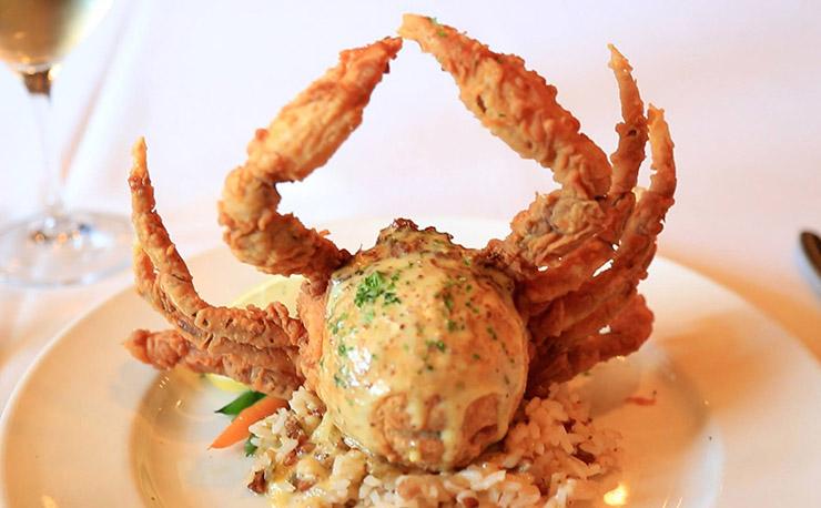Cubans crab