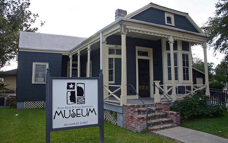 River Road African American Museum, Baton Rouge