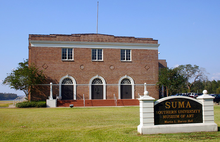 Southern University Museum of Art, Baton Rouge Cultural Sites