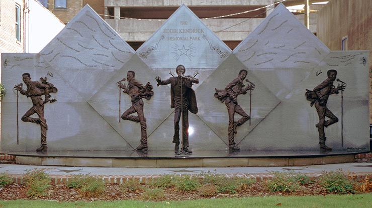 Temptations Monument, Birmingham