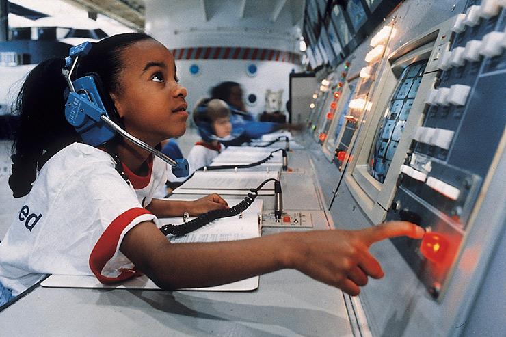 NASA Space & Rocket Center, Birmingham Family Attractions