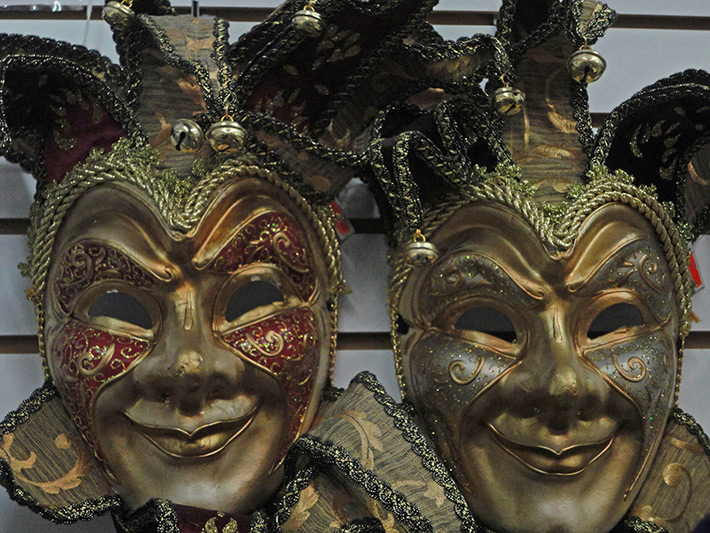 Party Time Store masks