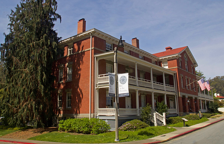 Inn at the Presidio, San Francisco Hotels