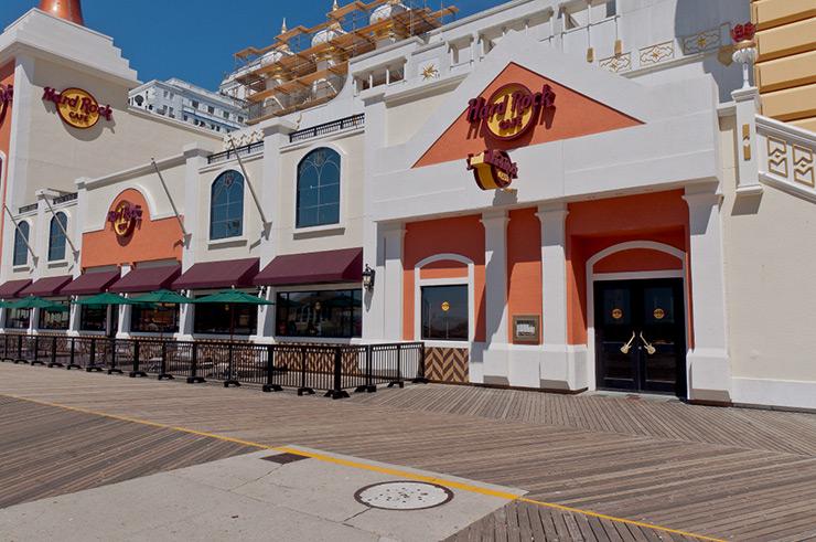 Hard Rock Cafe, Atlantic City General Attractions