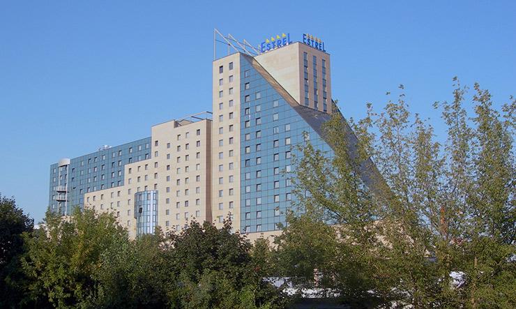 Estrel Hotel, Berlin Hotels