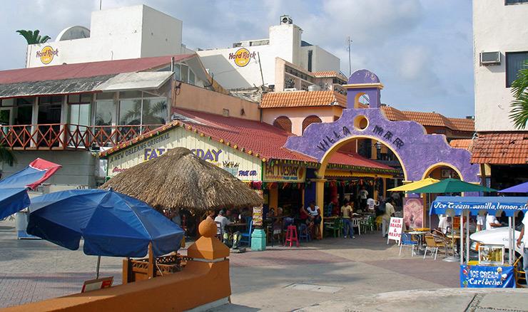 Villa Mar, Cozumel Attractions