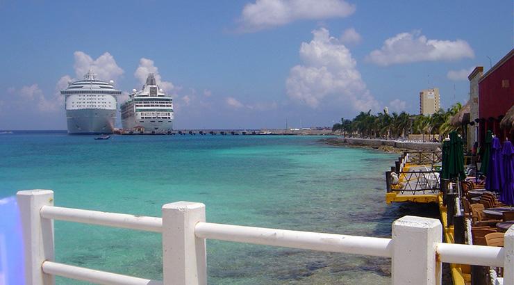 cruise ships, Cozumel Transportation