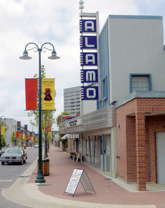 Alamo Theater, Farish Street